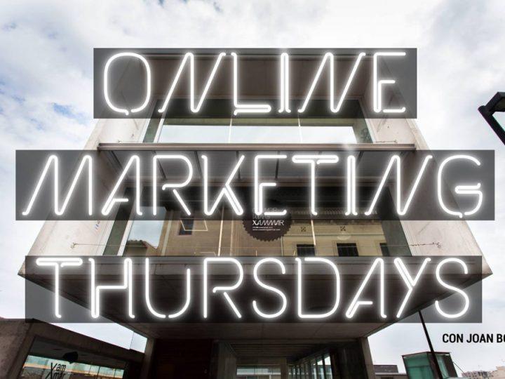 Vuelven los Online Marketing Thursdays