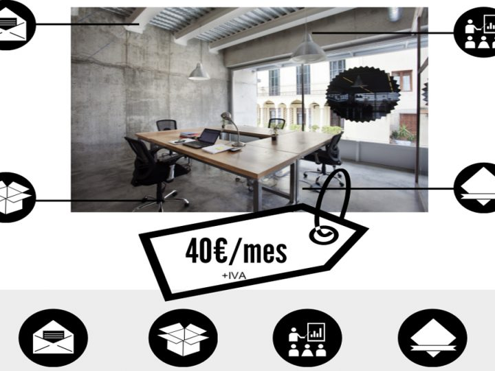 Oficina Virtual en Coworking Xammar
