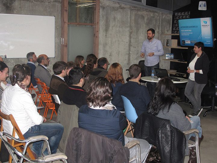 El Vídeo Marketing en el 2º Afterwork Maresme 2.0